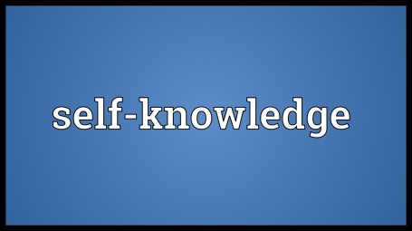 self knowledge