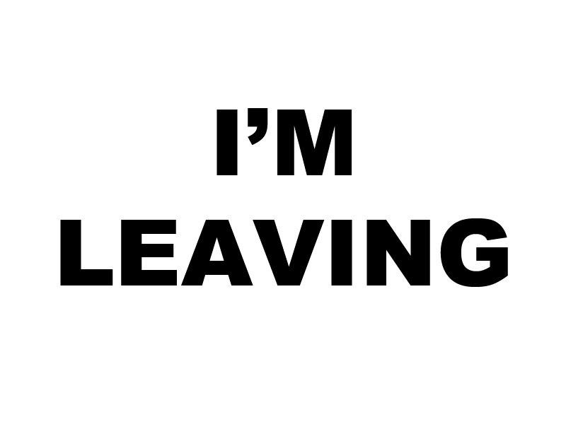 civil engineering ethics  leaving your employer  u0026 telling